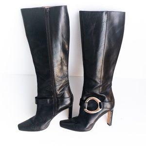 Manolo Blahnik Heeled Tall Boots